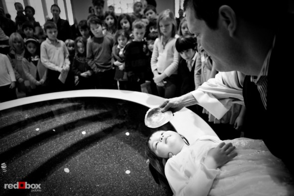 Baptism, Seattle, WA. (Photography by Rob Sumner / Red Box Pictures)