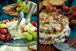 Cheese and other appetizers at Foodz Catering (Photo by Red Box Pictures)