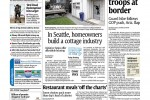 Seattle's Backyard Cottages | USA Today front page