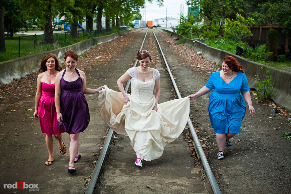 Songs For Bridesmaids To Walk Out To: Georgetown Ballroom Wedding
