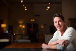 Photo Shoot: David Bromstad at Seattle Design Center
