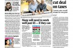 USA Today Cover Story: Working past 65