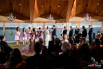 Angie and Jordan are married at the Edgewater Hotel in Seattle. (Photo by Dan DeLong/Red Box Pictures)