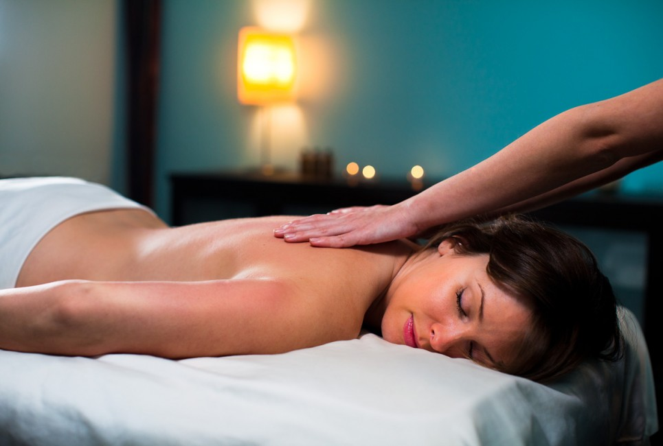 Client - Ananya Spa - Massage