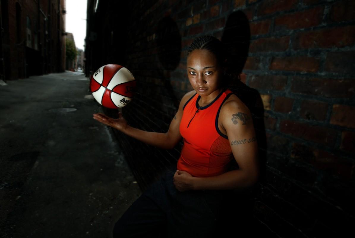 Sports Portraiture - Basketball