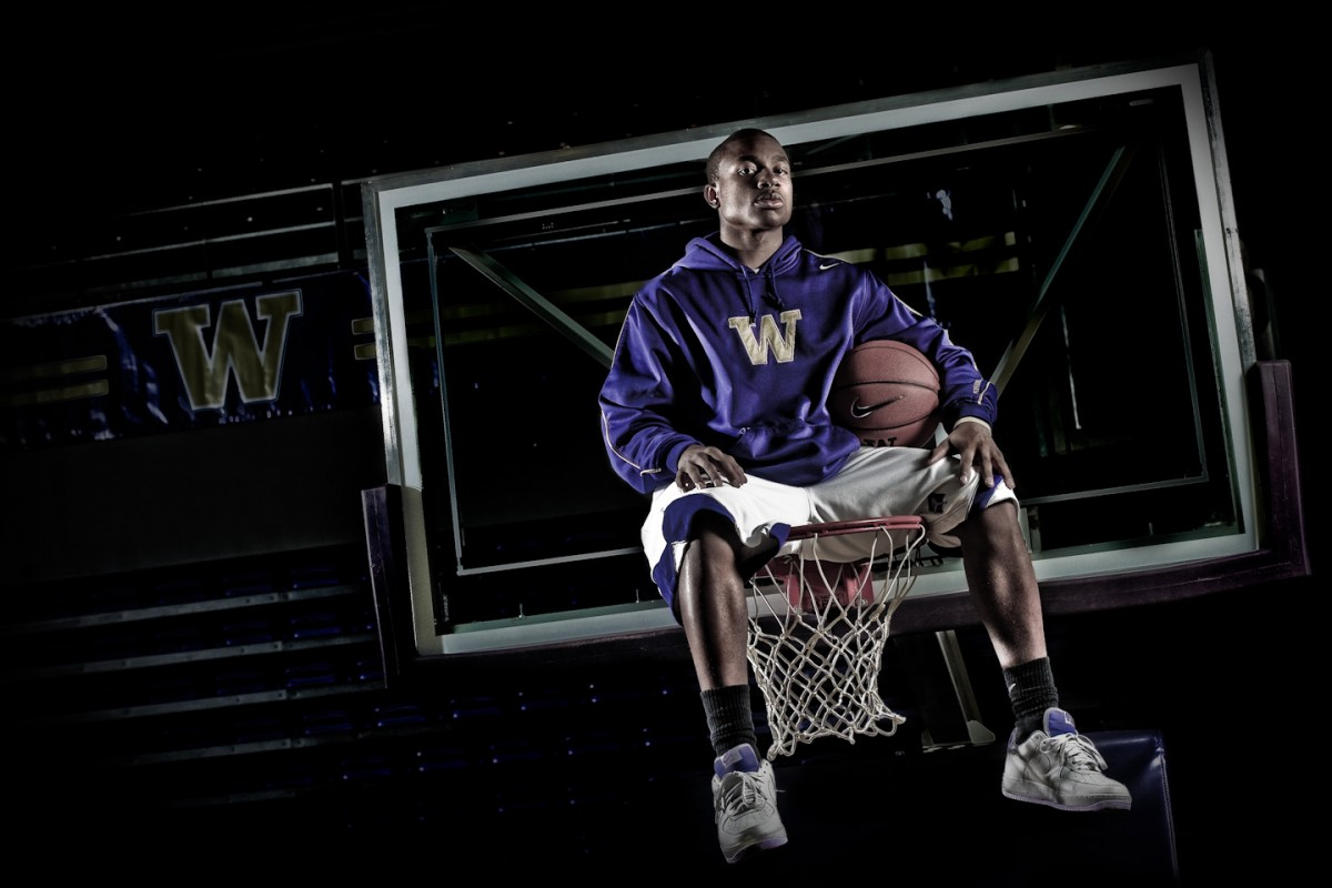 Sports Portraiture -Basketball - Isaiah Thomas