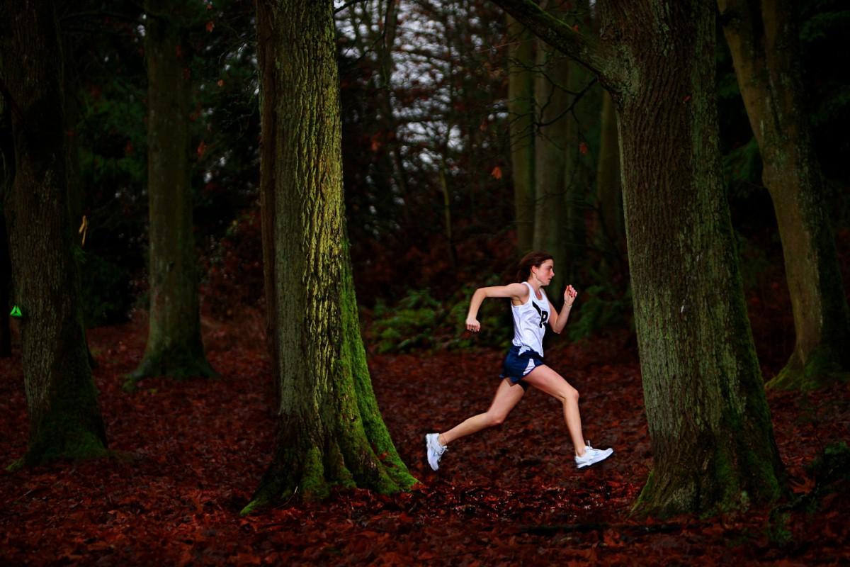 Sports Portraiture -Running