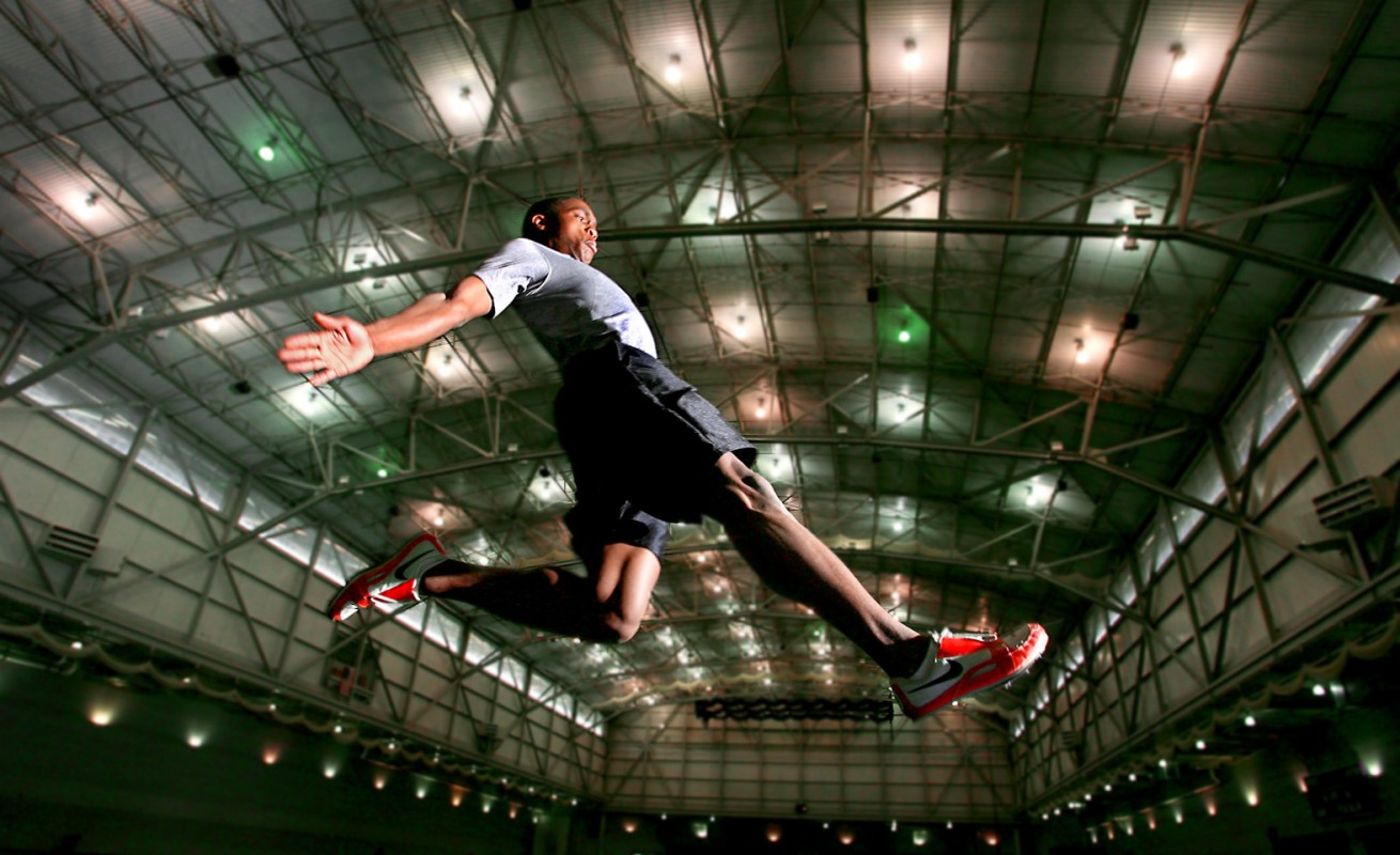 Sports Portraiture -Track and Field