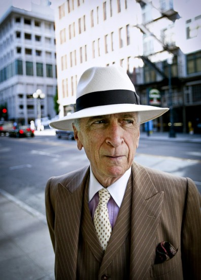Editorial Portrait - Gay Talese