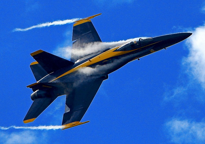 Editorial Assignment -Blue Angels
