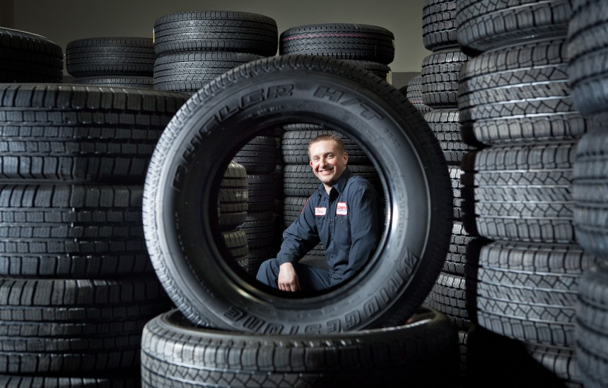Costco Tire Center -Manager