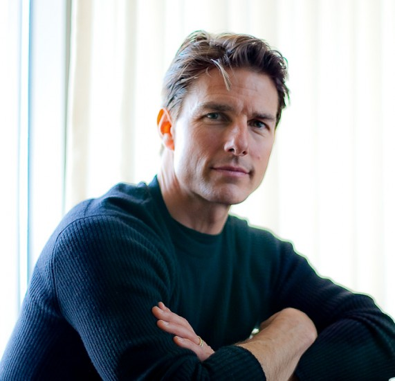 Portrait - Tom Cruise
