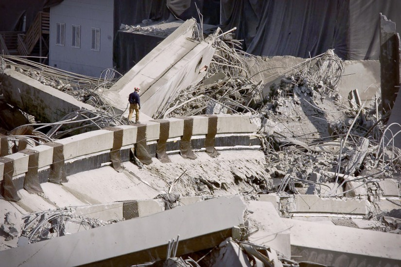 Construction-Photography-King -Dome-Demolition