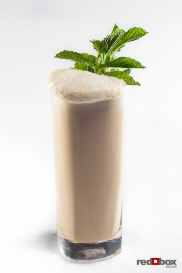 Baileys iced coffee cocktails
