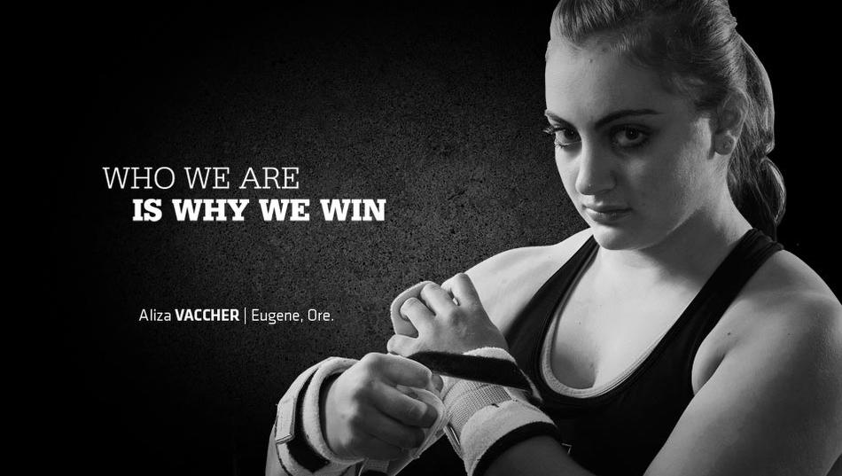 University of Washington Aliza Vaccher Gymnastics