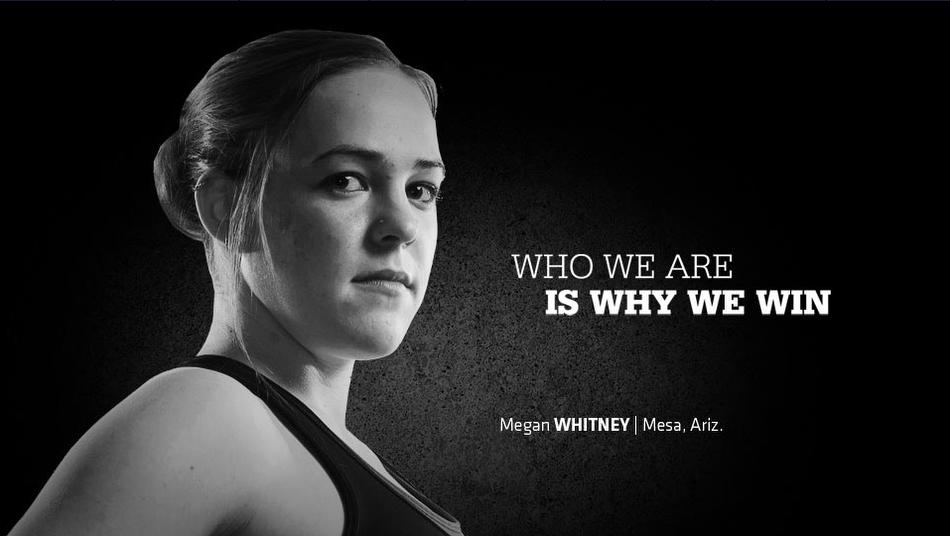 University of Washington Megan Whitney Gymnastics