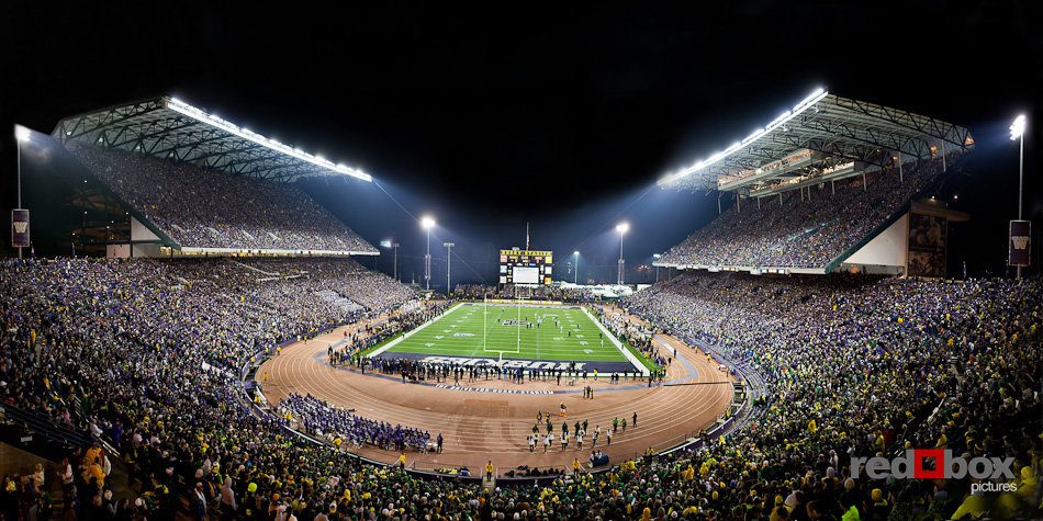 Husky Stadium Panorama