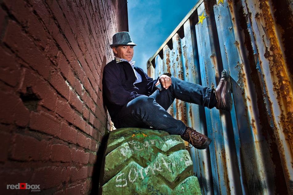 GeekWire calendar shoot - Mike Koss